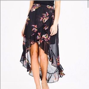A New Day Hi-Lo Skirt